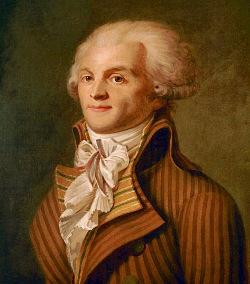 Robespierre Charakterisierung in Dantons Tod